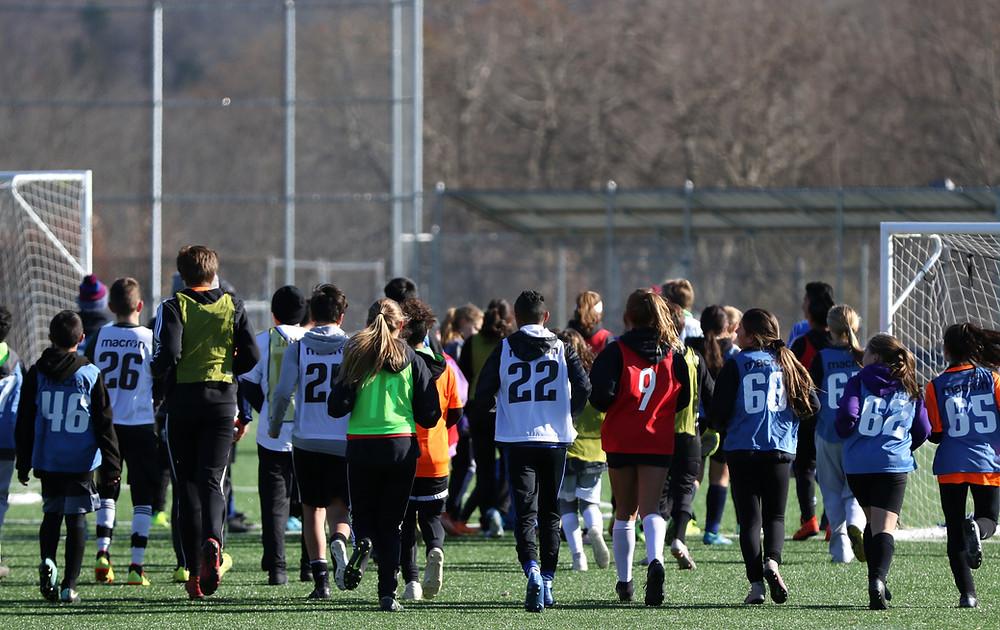 FSA PREMIER Soccer Tryouts - Hudson Sports Complex