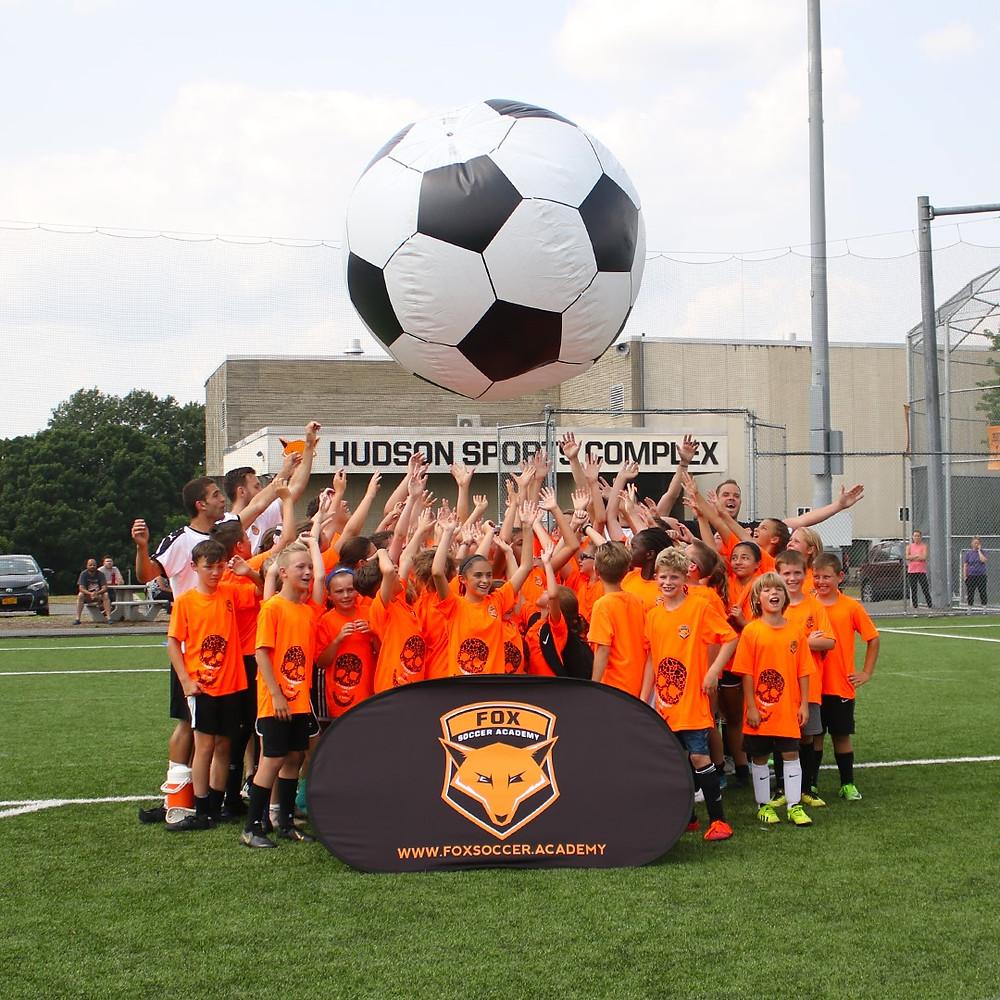 FSA Summer Soccer Camp at HSC