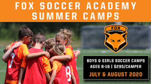 Fox Soccer Academy - Summer Soccer Camps at HSC