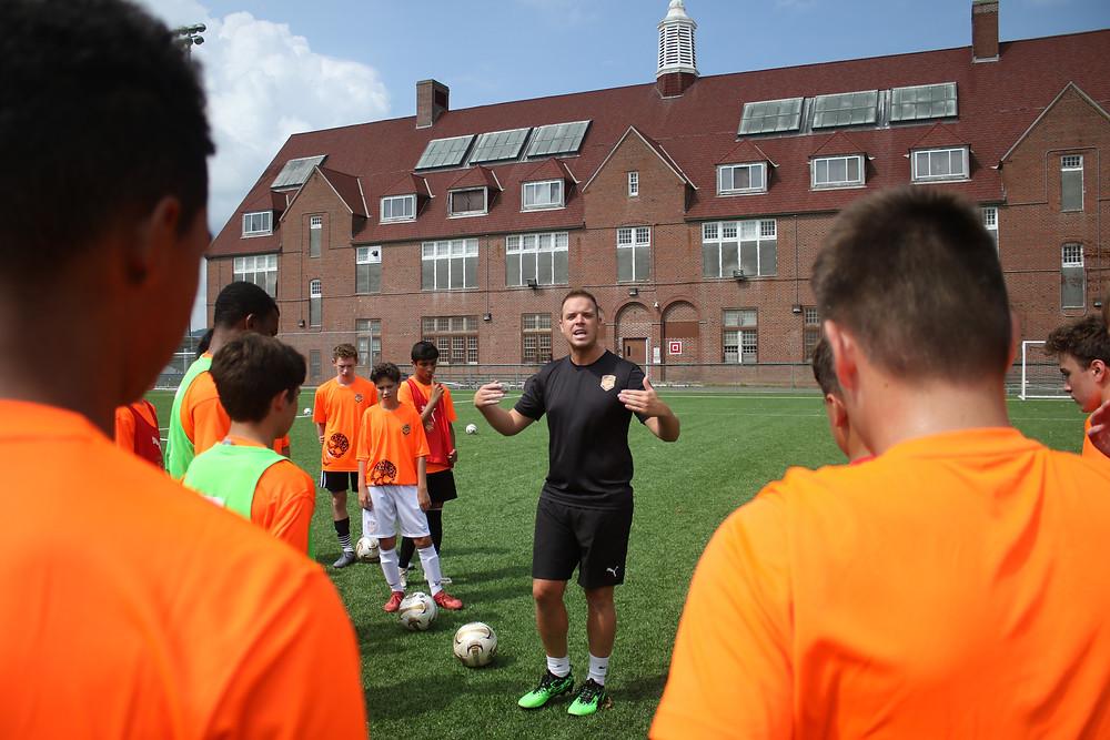 Mark Smith - Fox Soccer Academy UK