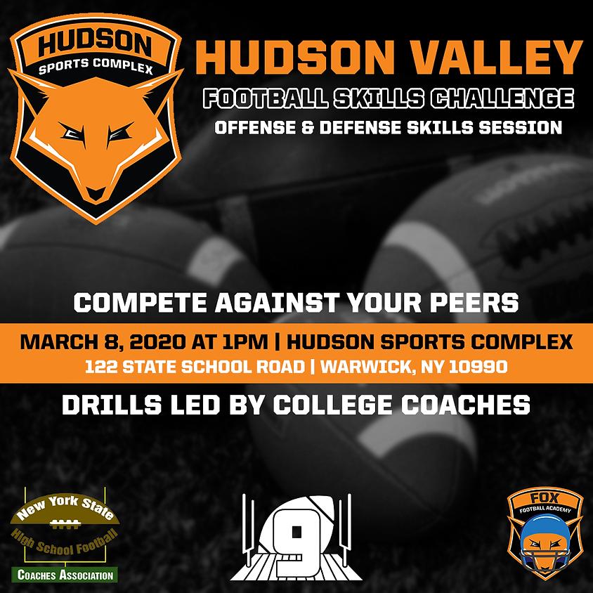 Hudson Valley Football Skills Challenge