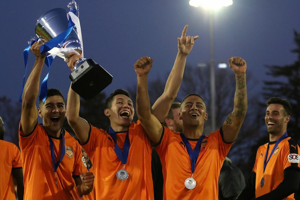 FSA PRO UPSL Champions - Hudson Sports Complex