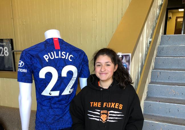 Pulisic Fan - Fox Soccer Academy
