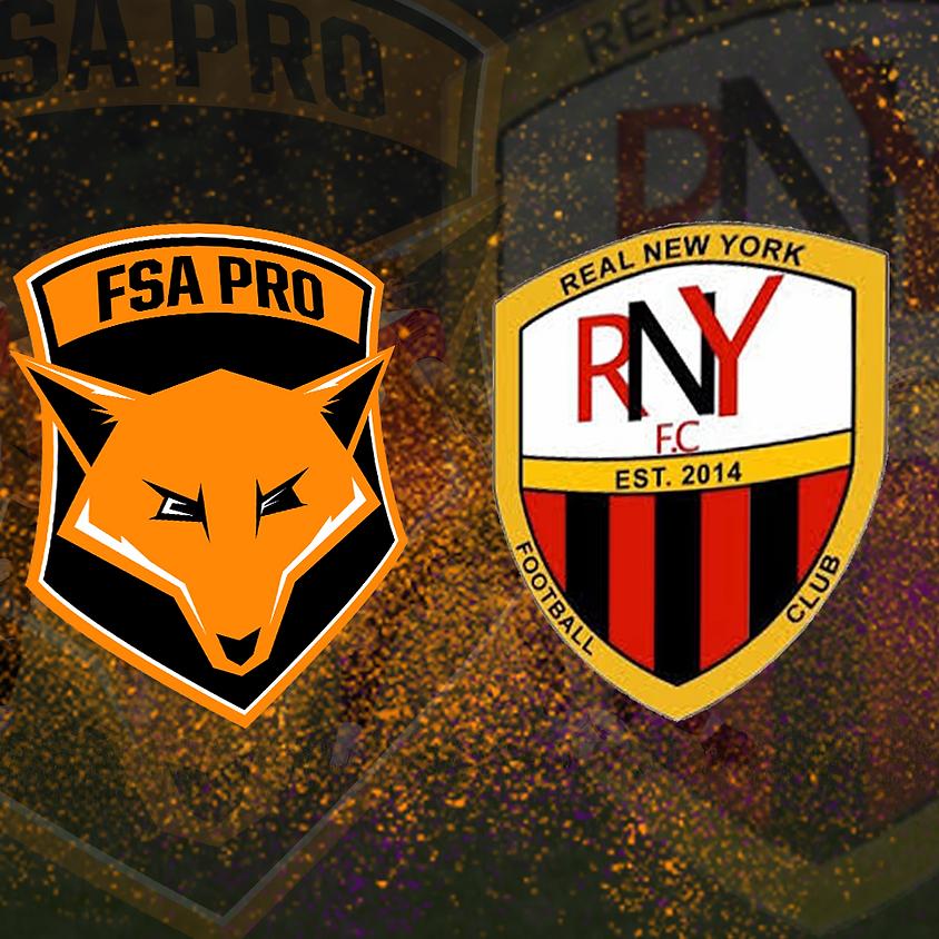 FSA PRO v Real NYFC