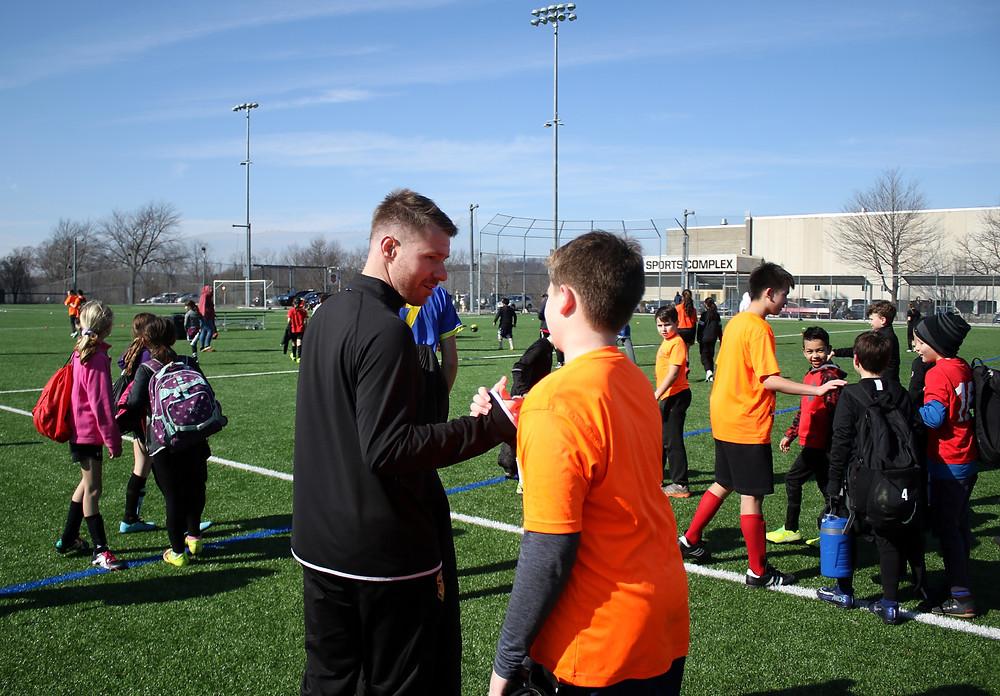 Michael Holzer - Fox Soccer Academy Hudson Sports Complex