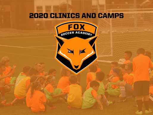2020 Fox Soccer Academy Clinics & Camps