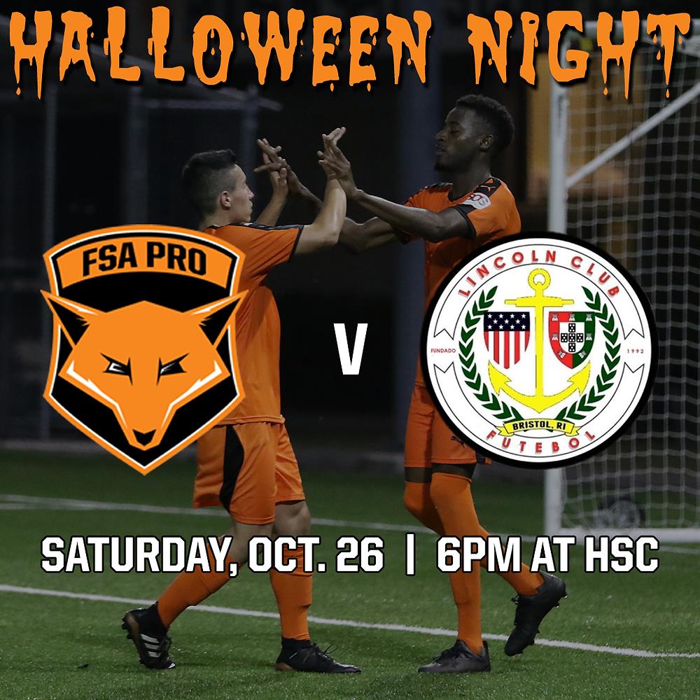 FSA PRO Halloween Night