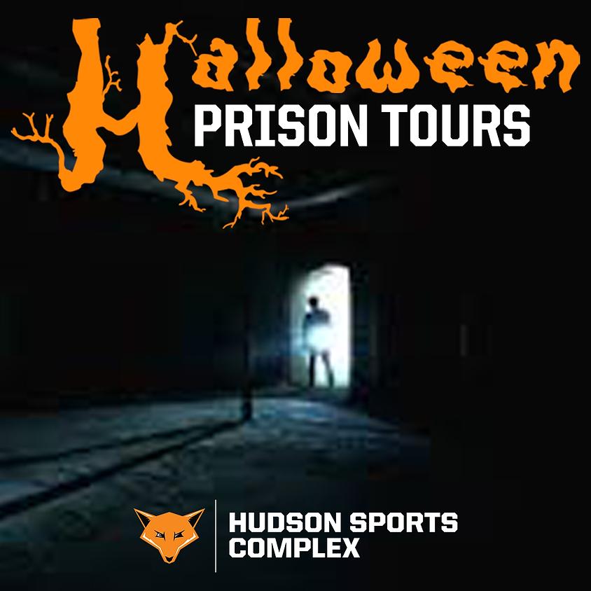 Halloween Prison Tour - 10PM