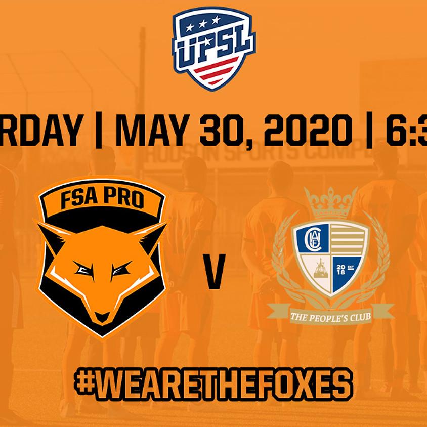 FSA PRO v Allentown United FC