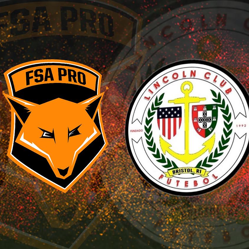 FSA PRO v Lincoln FC