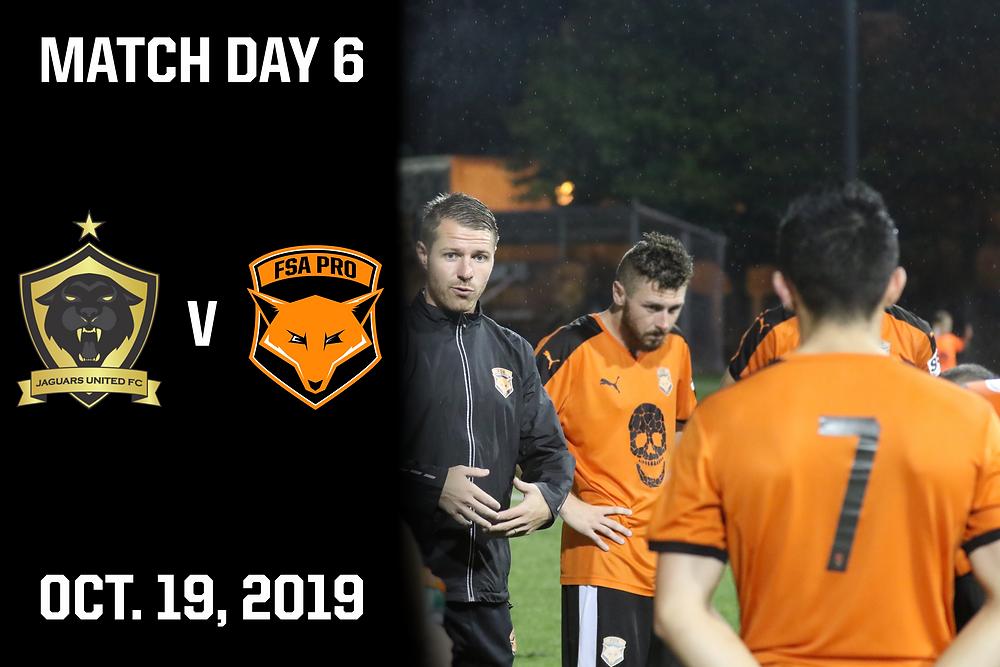 FSA PRO - Soccer Match Preview
