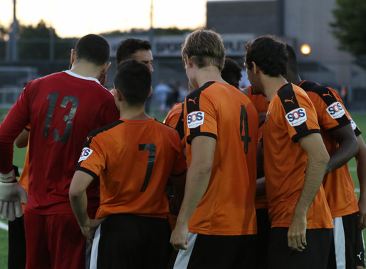 Three Goals For Three Points: Foxes Take Down Jags