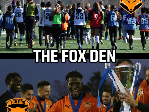 The Fox Den: Home of FSA PREMIER & FSA PRO
