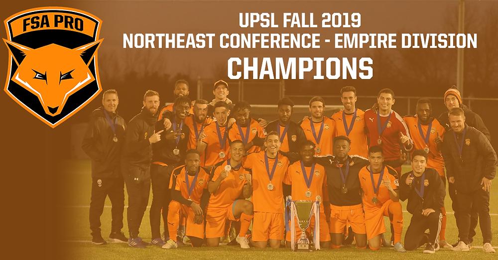 FSA PRO - UPSL Champions