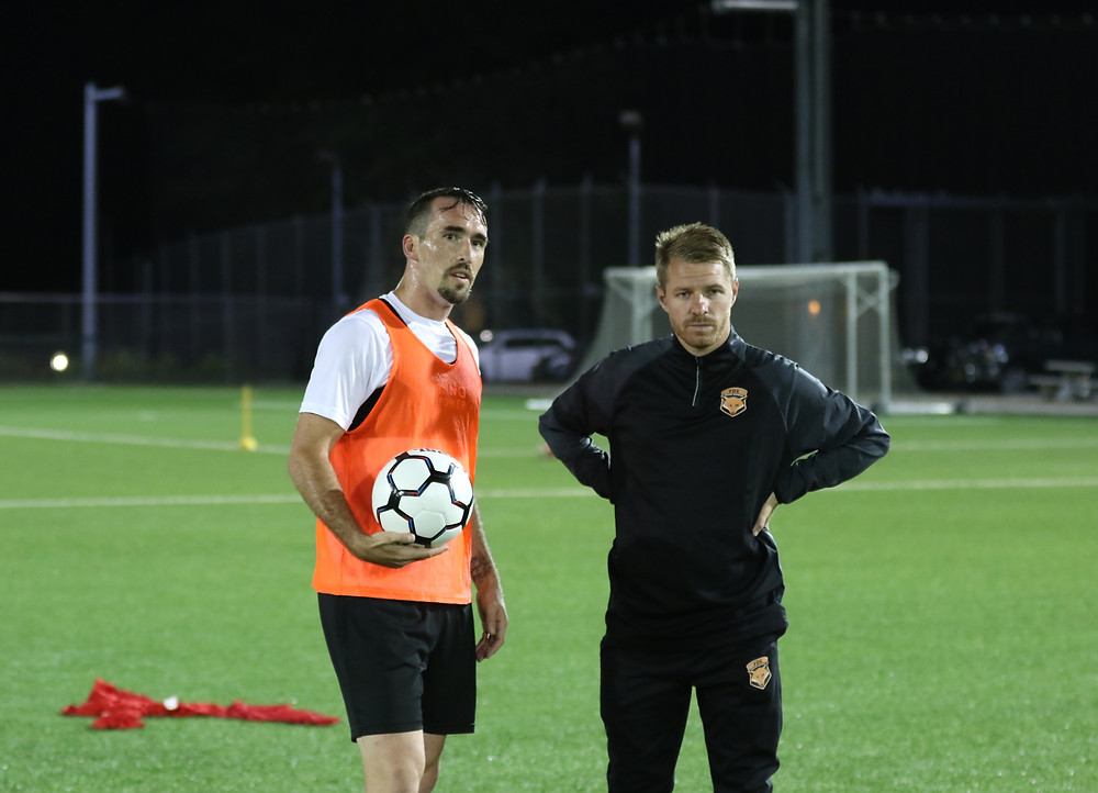 Christian Fuchs and Michael Holzer - FSA