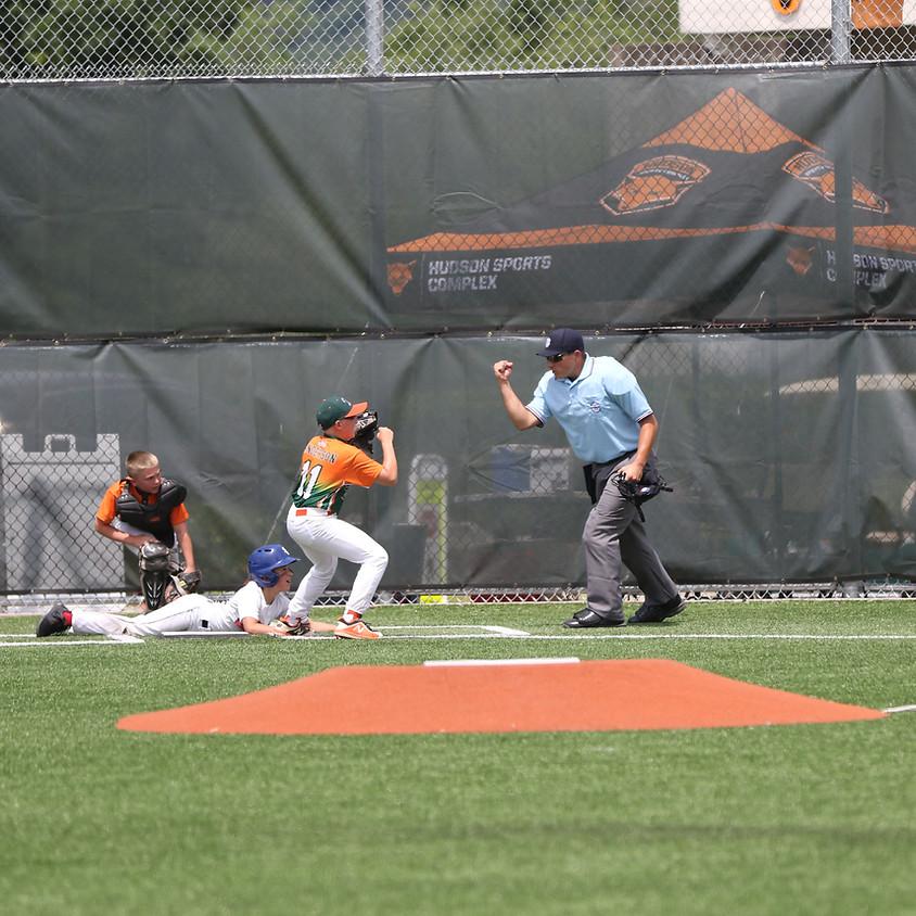 Spring Smash Baseball Tournament (8U - 11U)