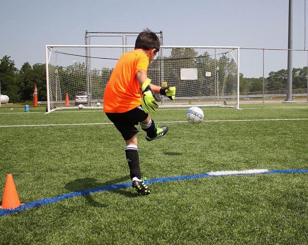 Goalkeeper Training - Hudson Sports Complex
