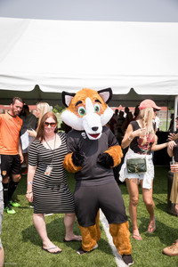 Hudson Sports Complex - Henry The Fox
