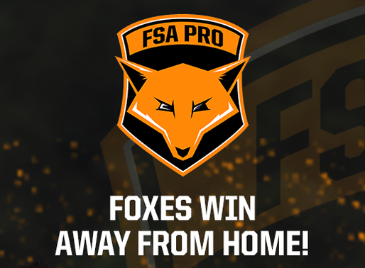 FSA PRO Achieve 1st Away Win!