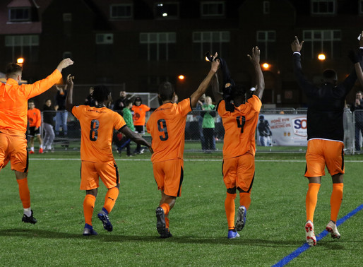 Foxes Finish Five to Defeat Lincoln CF
