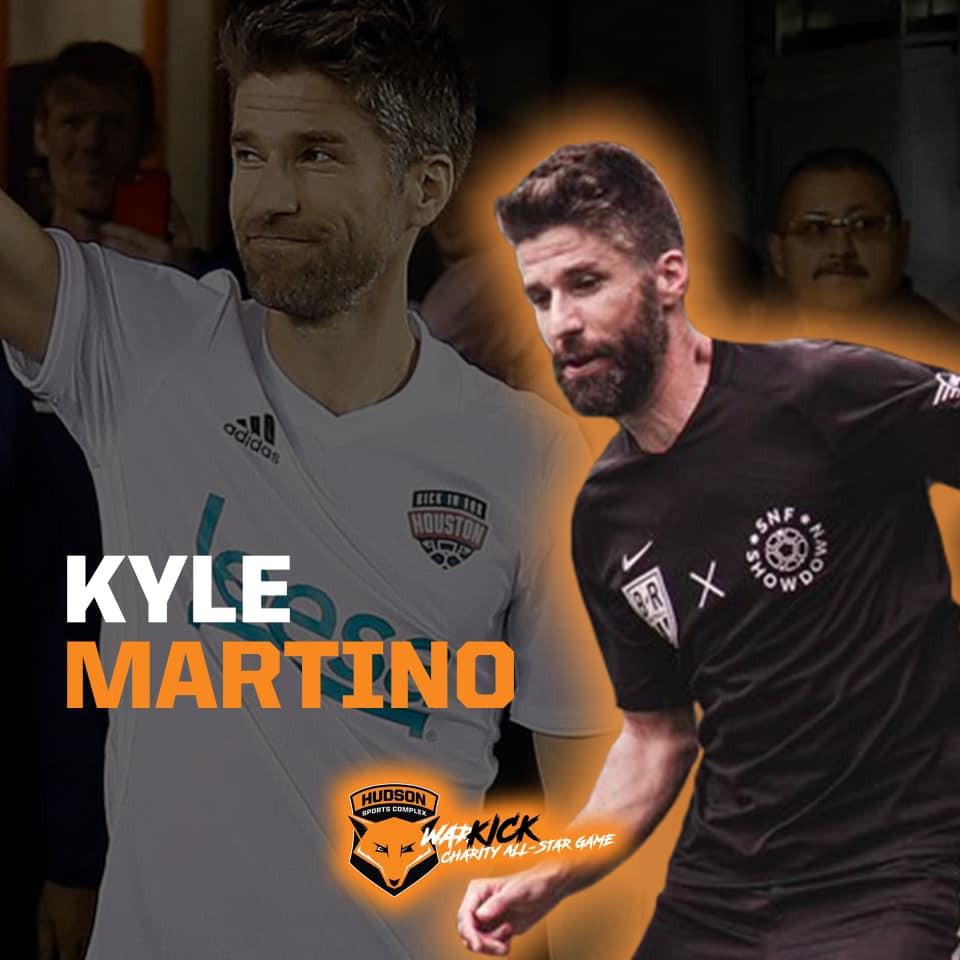 Hudson Sports Complex - Kyle Martino