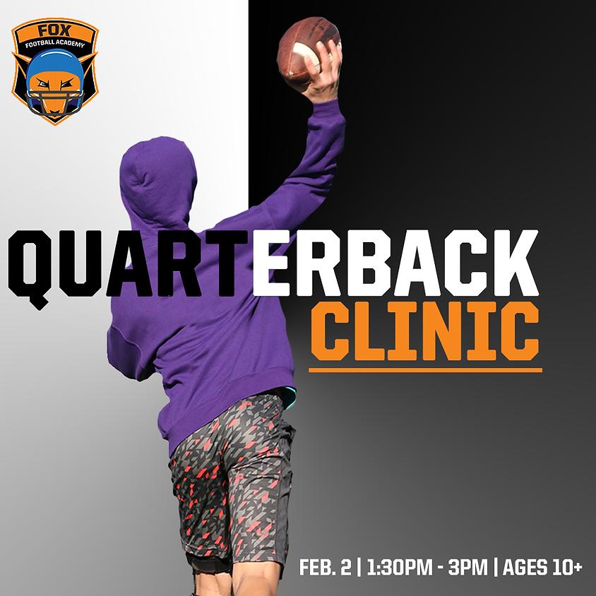 Quarterback Clinic!