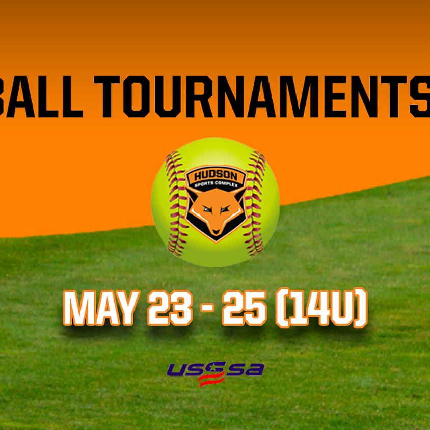 Softball Tournaments 2020 - May 23 - 25