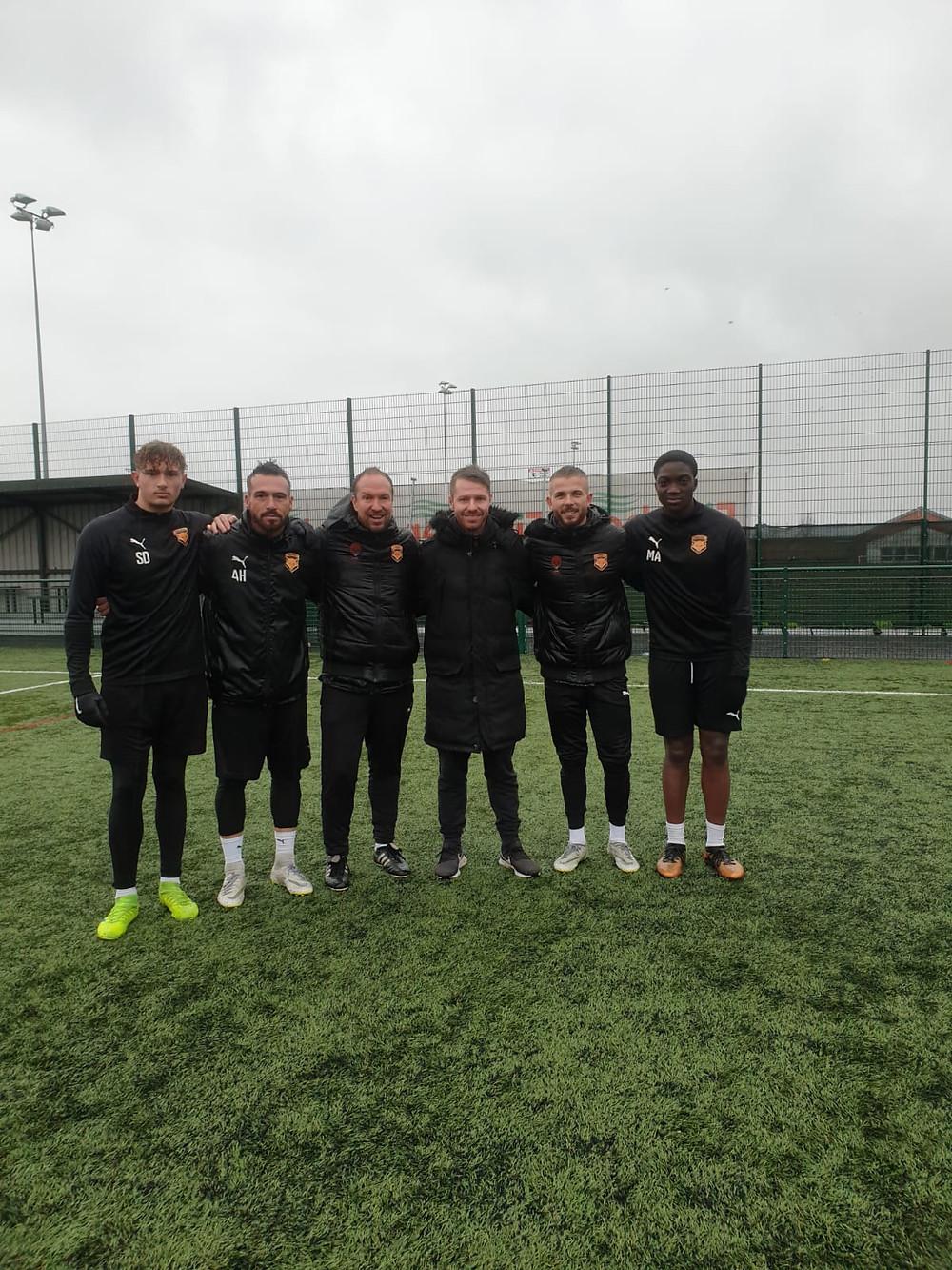 Fox Soccer Academy NY & FSA in England