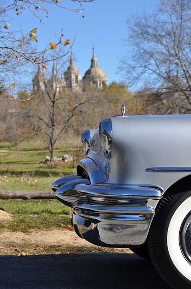 Alquiler coches bodas Madrid
