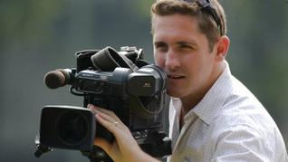 sports cameraman Sky Sports Sri Lanka
