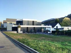 Nord-/West-Fassade