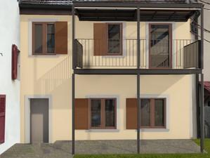 Balkonvorbau und Denkmalschutz