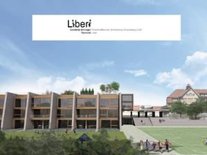 Projektwettbewerb: Erweiterung Schulcampus Dorf in Binningen