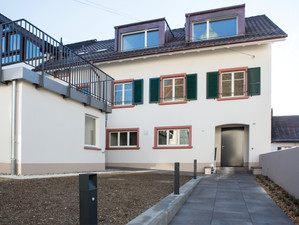Umbau Pfarrhaus in Hochwald
