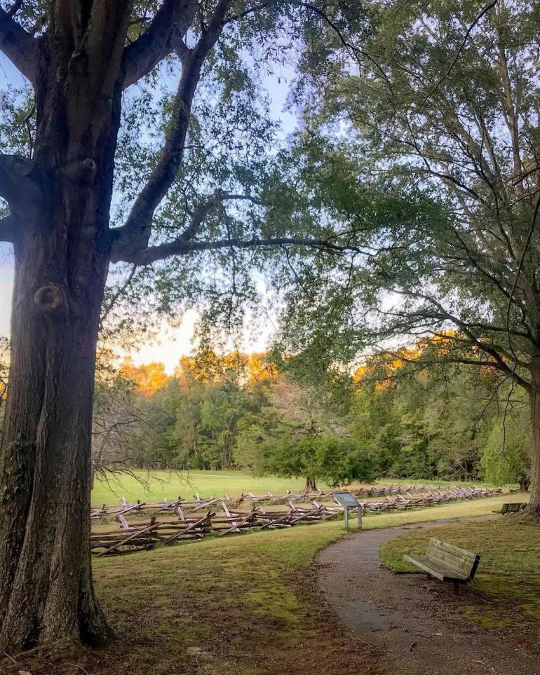 Yorktown Historical Battlefield Park