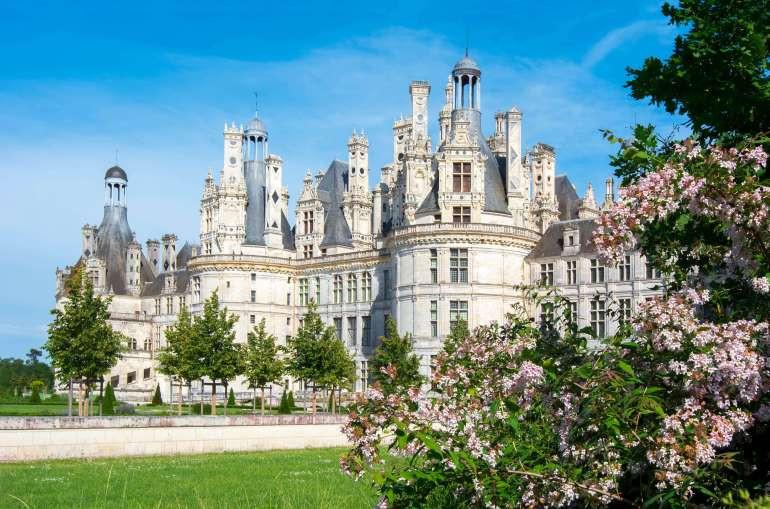 Chateau de Chambord – Loire Valley, France