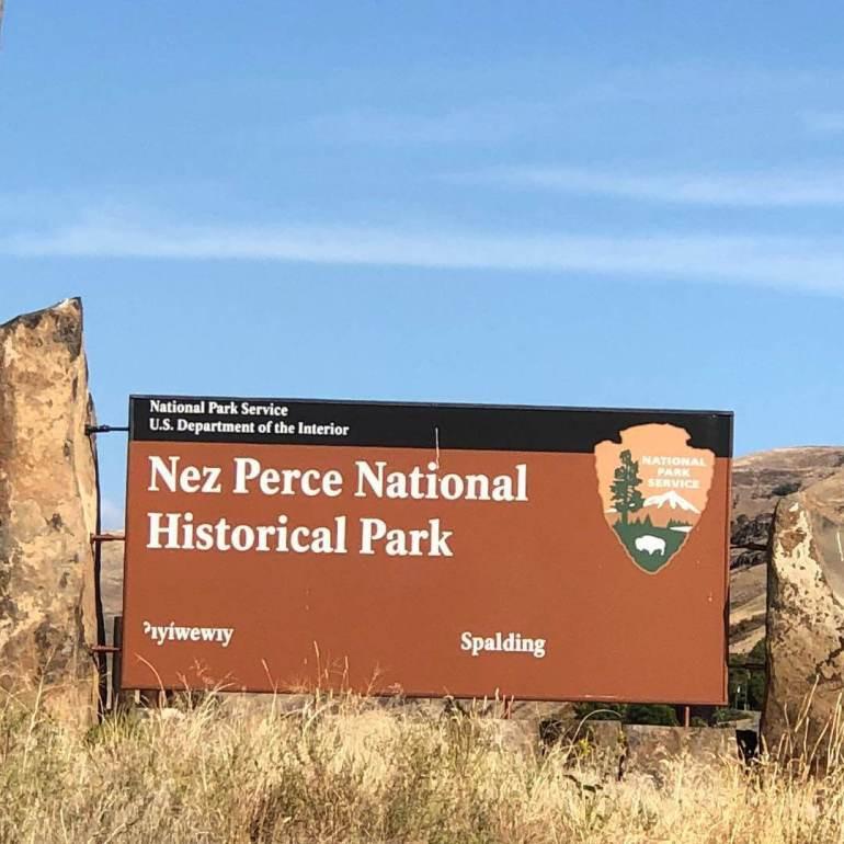 Nez Perce National Historic Park