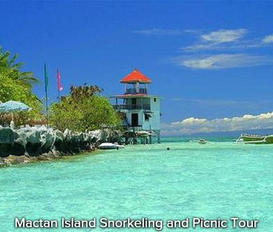 Mactan-Island-Snorkeling-and-Picnic-Tour