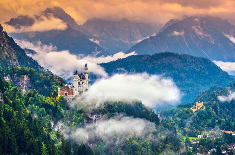 Neuschwanstein Castle – Bavaria, Germany