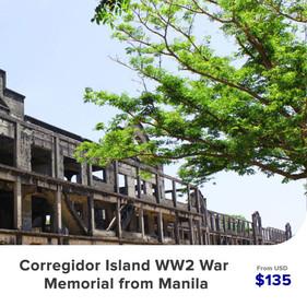 Corregidor-Island-WW2-War-Memorial-from-
