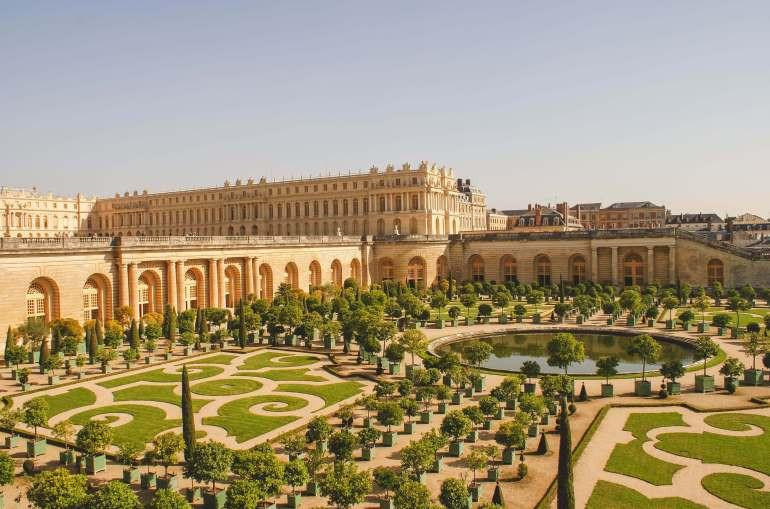 Palace of Versailles – Versailles, France