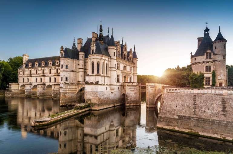 Chateau de Chenonceau – Loire Valley, France