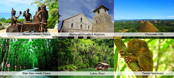 manila and bohol package