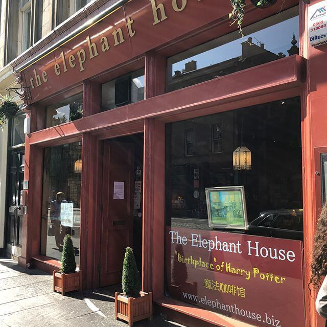 Elephant House, Edinburgh