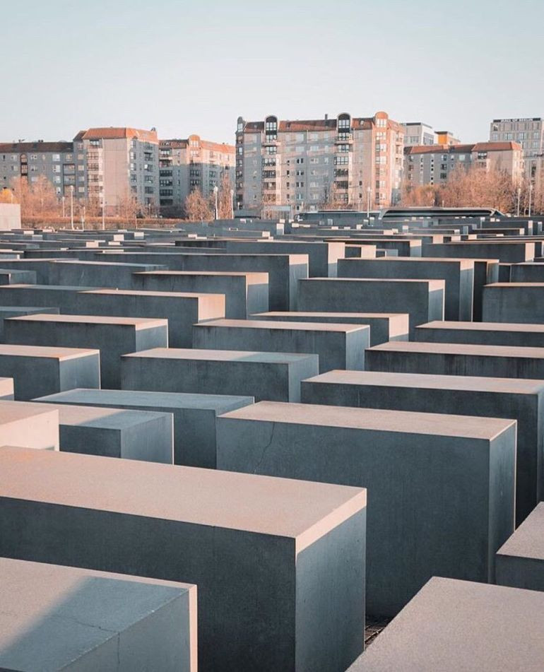 Holocaust Memorial, Germany