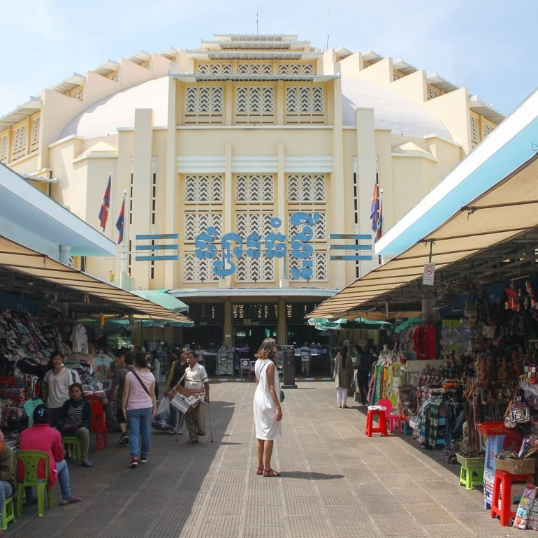 Phsar Thmei (Central Market)