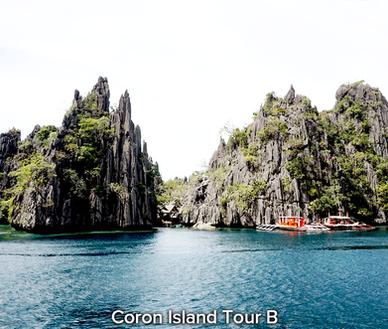 coron island tour b