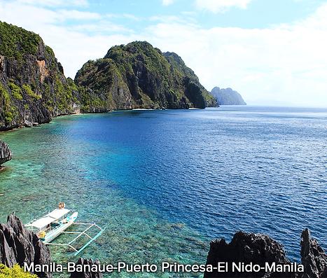 Manila-Banaue-Puerto-Princesa-El-Nido-Ma
