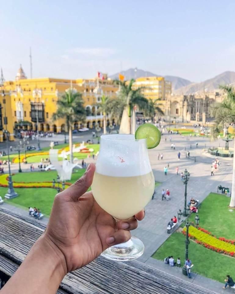 Pisco Sour – Peru