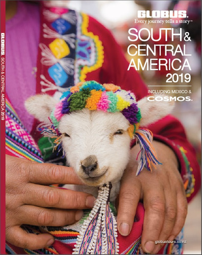 Globus South and Central America 2019